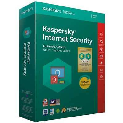 Kaspersky Internet Security 2018 2+2+2 Limited Edition