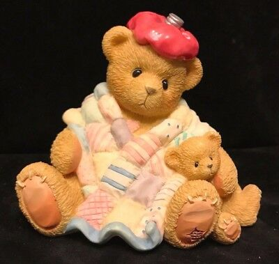 Cherished Teddies Can't Bear To See You Under The Weather #215856