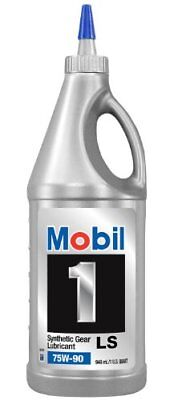 Mobil 1 104361 75W-90 Synthetic Gear Lube - 1 Quart