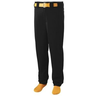 (X-Large, Black) - Augusta Sportswear BOYS' WALK OFF BASEBALL PANT