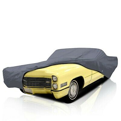 [CSC] 5 Layer Car Cover For Cadillac Fleetwood 1965 1966 1967 1968 1969 1970