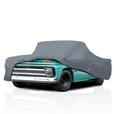 [CSC] 5 Layer Car Cover For Chevy El Camino Chevelle Pickup 1964 1965 1966 1967