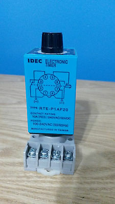 Idec Electronic Timmer