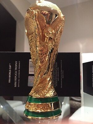FIFA World Cup Trophy Official Licensed Product RARE Soccer Football
