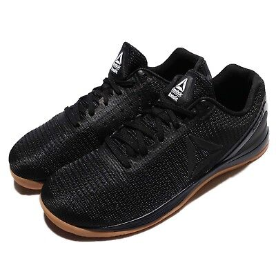 Reebok CrossFit Nano 7.0 DTD Weave Black Gum Men Lifting Gym Trainers BS8325