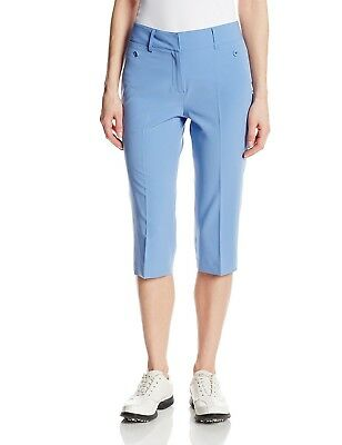 (8, Blue) - Sport Haley Women's Crop Pant. Brand New