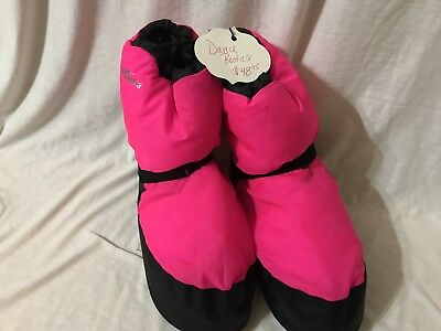 Women Dance Warm Up Booties Size Large
