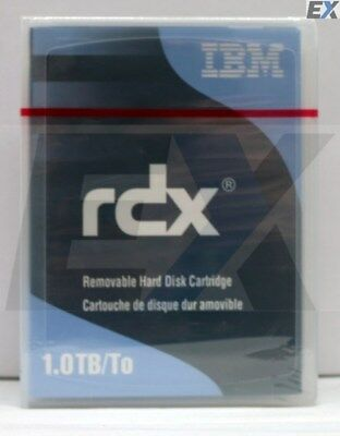 81Y3647 - 1TB RDX Removable Disk Cartridge (FRU: 46C2335) Lenovo Brand New