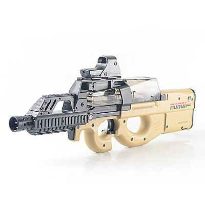 Toy P90 Crystal Water Gel Ball Pistol Blaster kids toy