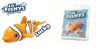 Children's Motorised Water Pets Lil Fishys Lucky New Free Delivery Ideal Gift