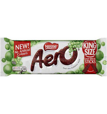 Nestle Aero Peppermint King Size 60g x 24