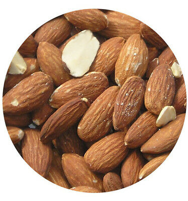 Natures Delight Almond Dry Roasted 150g x 12