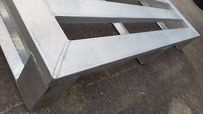 aluminium pallets not Plastic Export GMP BS Pallet Pallets Crate Platform Base
