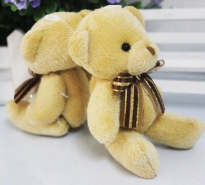 12 CM Brown Giant Teddy Bear Stuffed Soft Toy Valentine's And Birthday Gifts