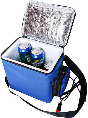3L Electric Coolbox Cooler Hot Cold Portable Cool Box Car Cigar Lighter 12V DC