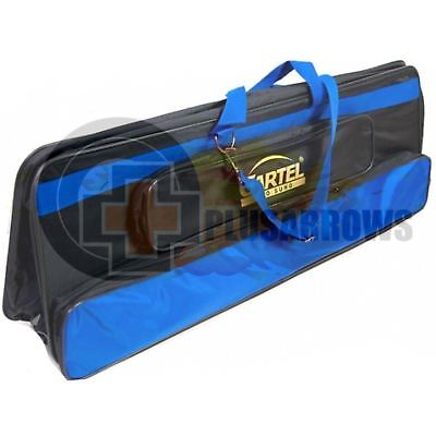 Cartel Recurve Soft Bow Case Pro Gold 701 for Take Down Riser and Limbs
