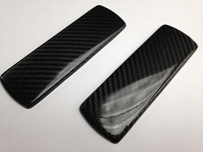 Peugeot 306 Carbon Fibre Fuel Cap Trim Covers - SPOOX MOTORSPORT