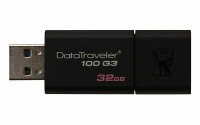 Kingston DT100G3/32GB DataTraveler 100 G3 Clé USB 3.0 - 32GB