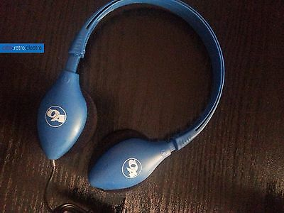 Olympic Airways Collectible Headphones - Tested and Working!