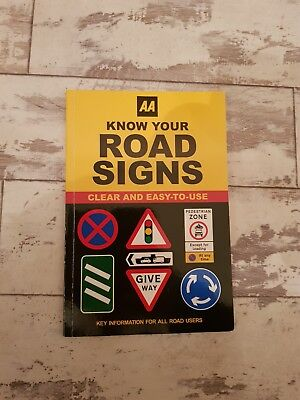 AA Know your road signs - Driving Test