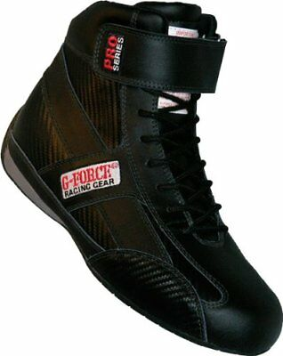G-Force 0236115Bk Pro Series Black Size 115 Racing Shoes