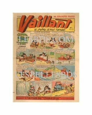 Vaillant   N°    326   1951   Be