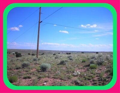 Amazing 37 Ac With Power, Views, Northern Arizona~Ez I-40 Access~$368 A Month