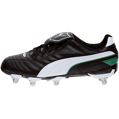 Puma Esito Finale H8 Mens Rugby Boots - 102215  - Black - Brand New  6   9    14