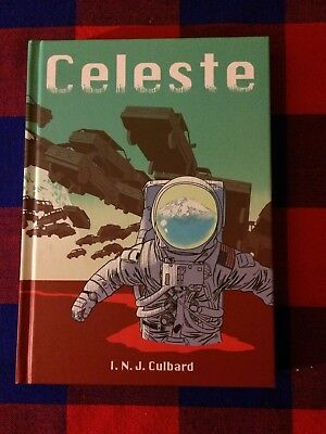 Celeste by INJ Culbard (Signed and sketched copy; SelfMadeHero 9781632157133)
