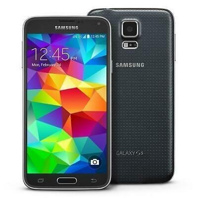 Factory Unlocked Samsung Galaxy S5 SM-G900T 16GB Shimy White T-Mobile Smartphone