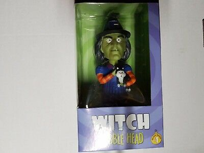 Witch BobbleHead