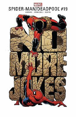 SPIDER-MAN DEADPOOL #19 LOWEST PRICE ONLINE! Ships for $1.99!!!