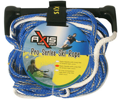 Axis - 75Ft Ski Rope and Handle - Long Vee