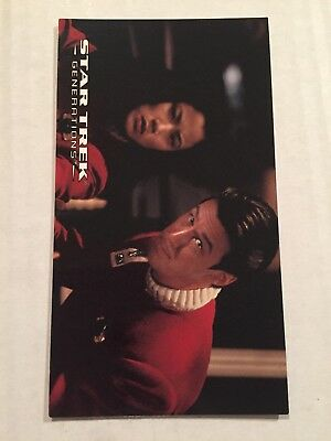 1994 SkyBox Star Trek Generations Card #10 Uncertain Victory