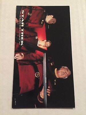 1994 SkyBox Star Trek Generations Card #11 Blink Of An Eye