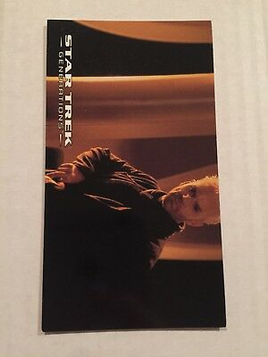 1994 SkyBox Star Trek Generations Card #21 A Familiar Face