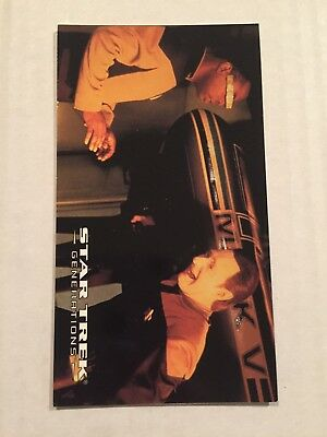 1994 SkyBox Star Trek Generations Card #23 Emotional Overload