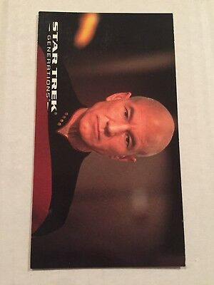 1994 SkyBox Star Trek Generations Card #25 Last Of A Line
