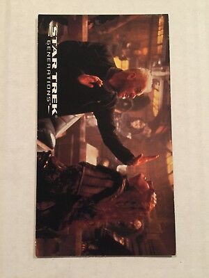 1994 SkyBox Star Trek Generations Card #29 Bickering Among Thieves