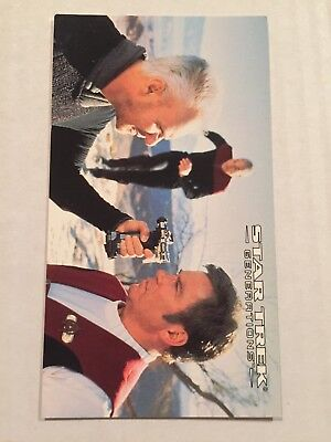 1994 SkyBox Star Trek Generations Card #51 Guesswork