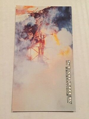 1994 SkyBox Star Trek Generations Card #54 A Final Resting Place
