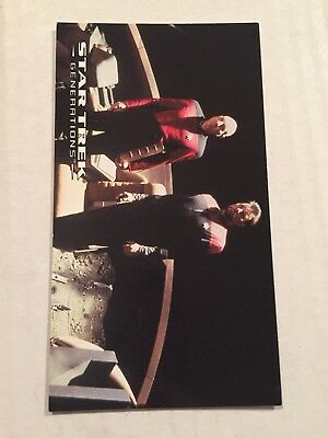 1994 SkyBox Star Trek Generations Card #56 Full Circle