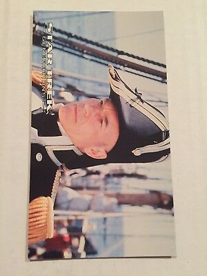 1994 SkyBox Star Trek Generations Card #57 Captain Jean-Luc Picard
