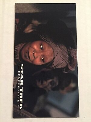1994 SkyBox Star Trek Generations Card #65 Guinan