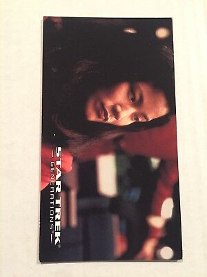 1994 SkyBox Star Trek Generations Card #70 Ensign Demora Sulu