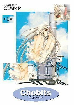 Chobits Vol. 1 by Clamp Staff (2010, Paperback)