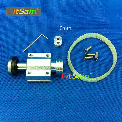 FitSain-used for motor shaft 5mm saw blade hole 16mm/20mm spindle Pulley saw