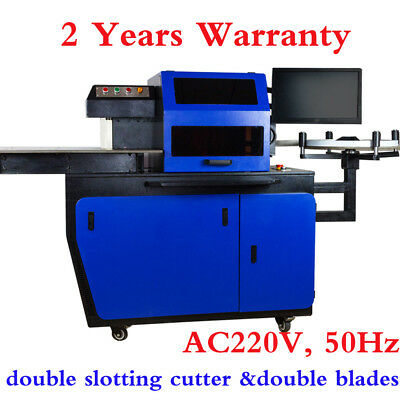 Automatic CNC Metal Channel Letter Bender Machine Sign Lettering Making Tool