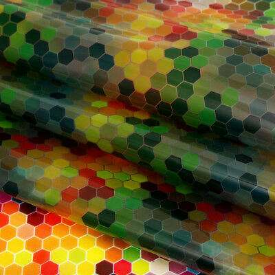 0.5*1m PVA Water Transfer Carbon Film Dipping Hydrographic Hydro Printing Sheet