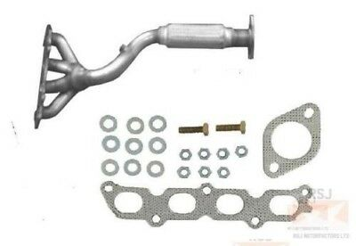 BM70394 FORD FOCUS 1.4 Mk.1 16v Petrol [8/98-9/04] Exhaust Manifold Front Pipe